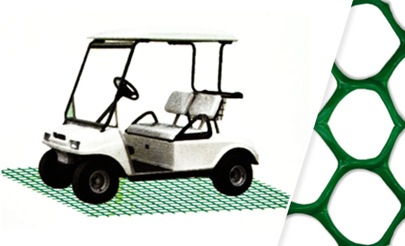 Buggy Track Lawn Protector